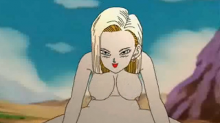 Android 18 and trunks fuck – dbz hentai