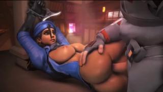 Sfm Ana Overwatch Porn